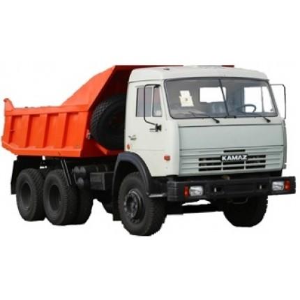 Самосвалы КамАЗ-55111 г/п 13т